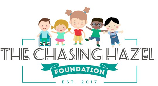 The Chasing Hazel Foundation logo. (Photo courtesy ChasingHazelFoundation.org)