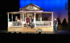 Theatre Sarnia's Willow Quartet. Submitted photo.