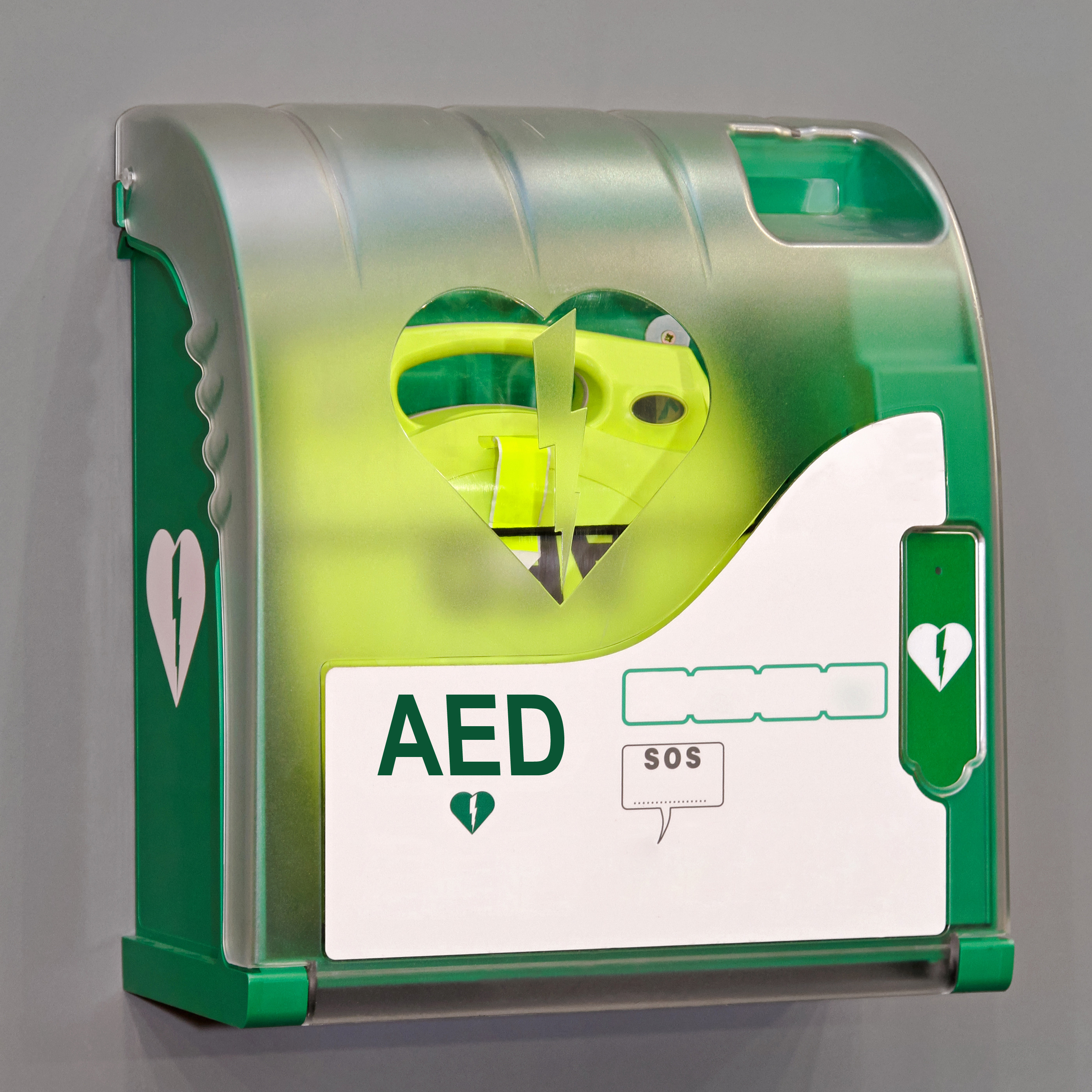 CK Getting More Defibrillators To Possibly Save Lives