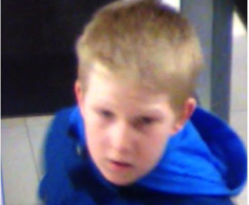 Photo of Ethan Carron provided by London police.