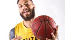 Royce White of the London Lightning (Photo courtesy of London Lightning/NBLC)