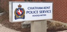 Chatham-Kent Police Service Headquarters. (Photo courtesy of the Chatham-Kent police)