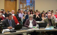 Bluewater District School Board meeting April 18, 2017 (photo by Kirk Scott)