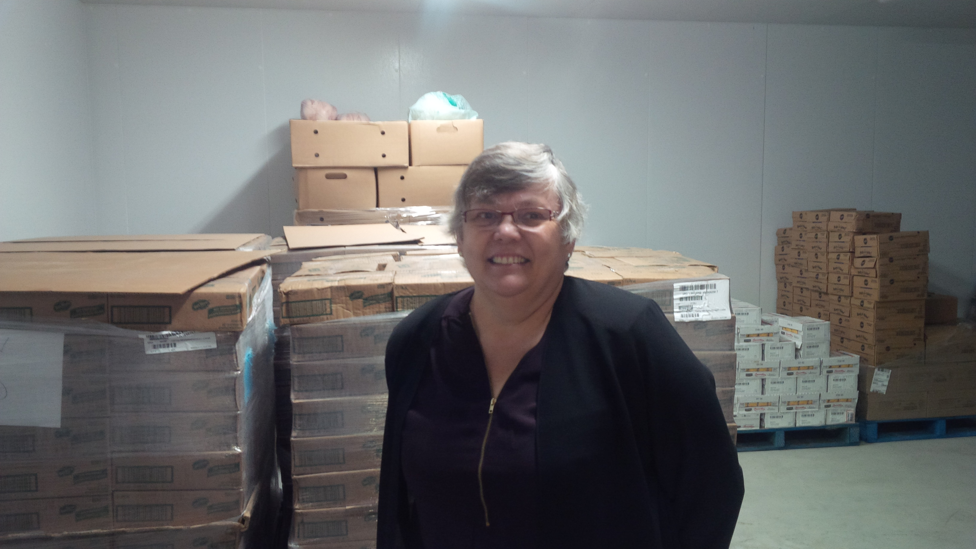 Huron County council offers Food Bank Distribution Centre more money