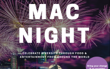 MAC Night Poster. Submitted Photo.