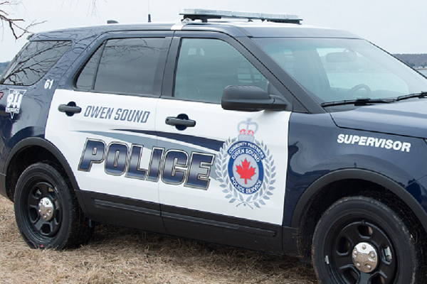 (Owen Sound Police Service photo)