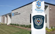 Perth County Paramedic Services headquarters
