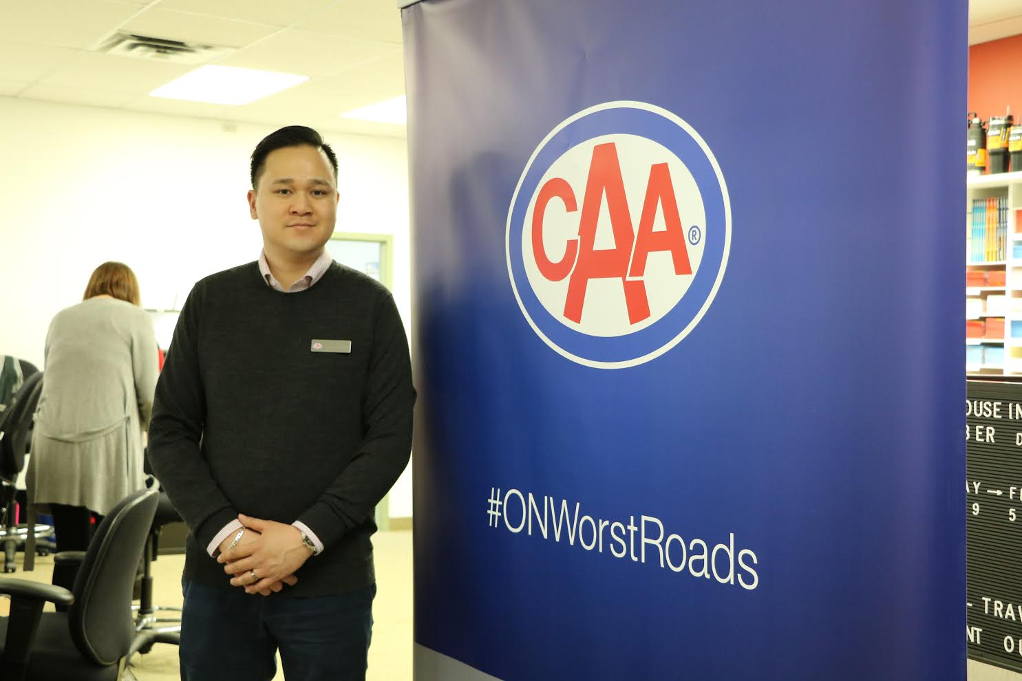 CAA Looking For Bad Roads