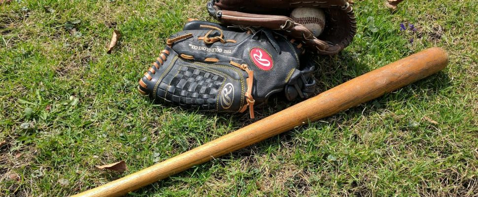 Baseball Gloves and Bat (Blackburnnews.com Photo By Jake Jeffrey)