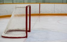 Hockey net. © Can Stock Photo / bradcalkins