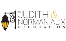The Judith & Norman Alix Foundation (Logo courtesy of jnaf.ca)