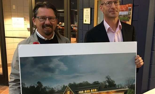 Chapman house in owen sound to open for Chapman house