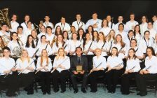 Concert band from St. Anne's, Clinton. (Submitted photo)