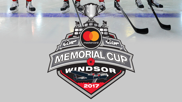 Memorial Cup Logo (Provided by MasterCard Memorial Cup website)