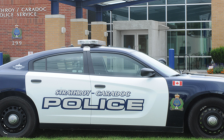 Strathroy-Caradoc police cruiser. Photo via strathroy-caradoc.ca.