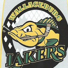 The Wallaceburg Lakers new logo for 2017 (Photo courtesy of Gail Cook)