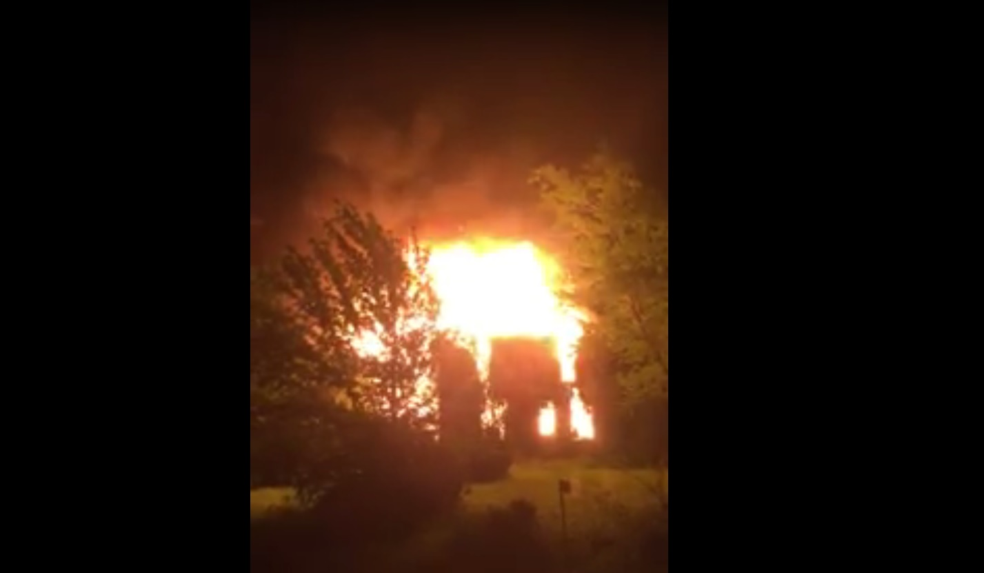 Four Facing Arson Charges