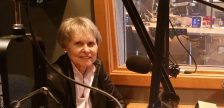 Dr. Roberta Bondar appears on CHOK's The Talk Show with Sue Storr. May, 25, 2017 (Photo by Stephanie Chaves)