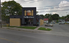 The Beer Store at 552 Hamilton Rd. Photo from Google Maps.