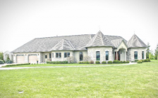 Proposed home for Huron Residential Hospice, west of Clinton.  (Bob Montgomery photo)