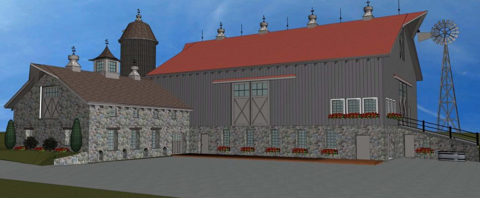 Blackburnnews Com Party For New Brussels Downtown Barn Today