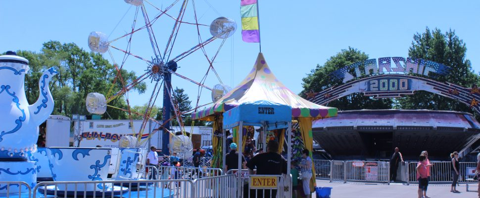Kinsmen Fair 2017. June 11, 2017. (Photo courtesy of Sarah Cowan Blackburn News Chatham-Kent)
