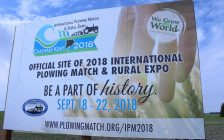 150 acres of land at 7450 Pain Court Line is the official site of the 2018 IPM. June 15, 2017. (Photo by Paul Pedro)