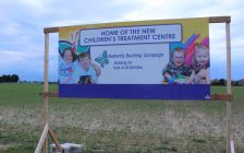 Children's Treatment Centre New Site on McNaughton Ave. June 20, 2017. (Photo courtesy of Sarah Cowan Blackburn News Chatham-Kent.)