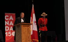 Canadian Citizenship Ceremony at Capitol Theatre. June 28, 2017. (Photo courtesy of Sarah Cowan Blackburn News Chatham-Kent)