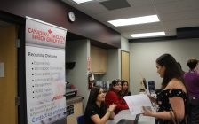 Youth Job Fair held at Chatham-Kent Public Library. June 28, 2017. (Photo courtesy of Sarah Cowan Blackburn News Chatham-kent)