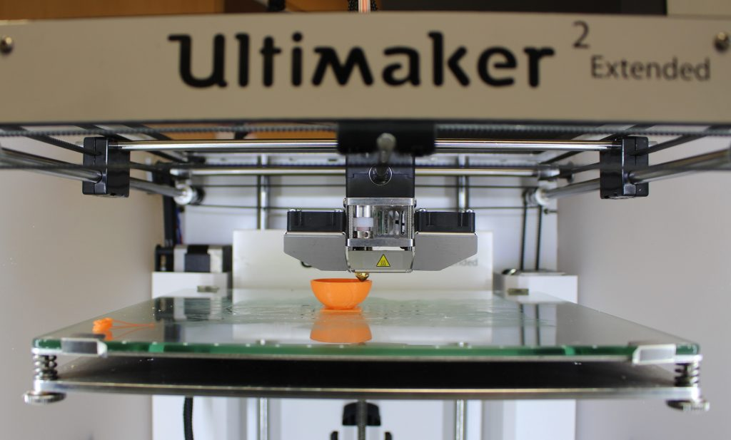 Library 3D Printer June 2017