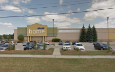 The Sears Home Store on Wharncliffe Rd. in London. Photo from Google Maps.