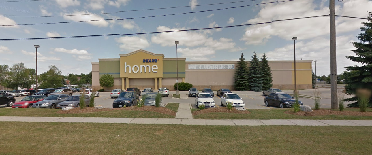 London Sears Home Store To Close