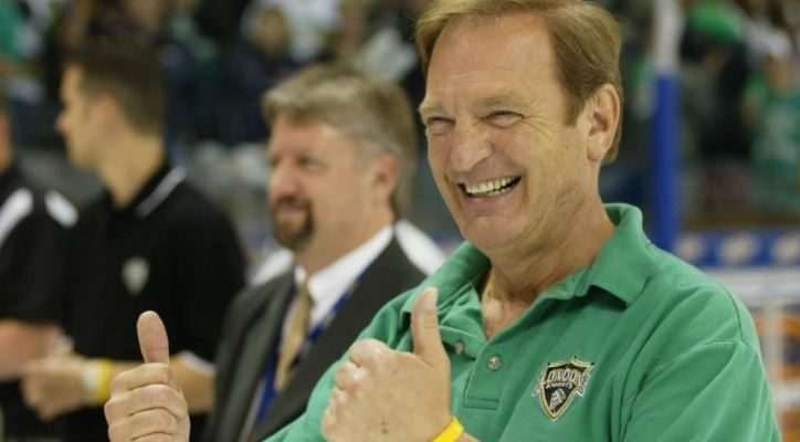 Photo of Don Brankley from londonknights.com