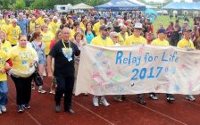 Relay for Life 2017. June 9, 2017. (Photo courtesy of Canadian Cancer Society).