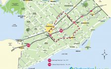 Detourist Map. July 31. (Photo courtesy of Chatham-Kent Tourism).
