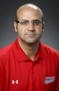 Frank Evola with the Oshawa Generals. Evola was named director of scouting and hockey operations for the Windsor Spitfires on July 6, 2017 (Photo from Windsor Spitfires official website)