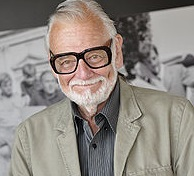 Horror film director/writer George Romero (Courtesy Wikipedia)