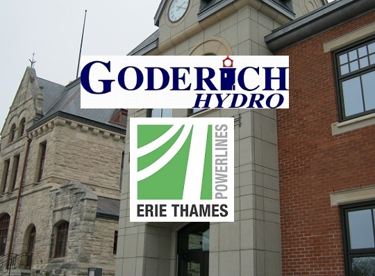 Goderich Hydro Merging With Erie-Thames Power