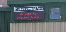 Chatham-Kent Memorial Arena. July 19, 2017. (Photo courtesy of Sarah Cowan Blackburn News Chatham-Kent)