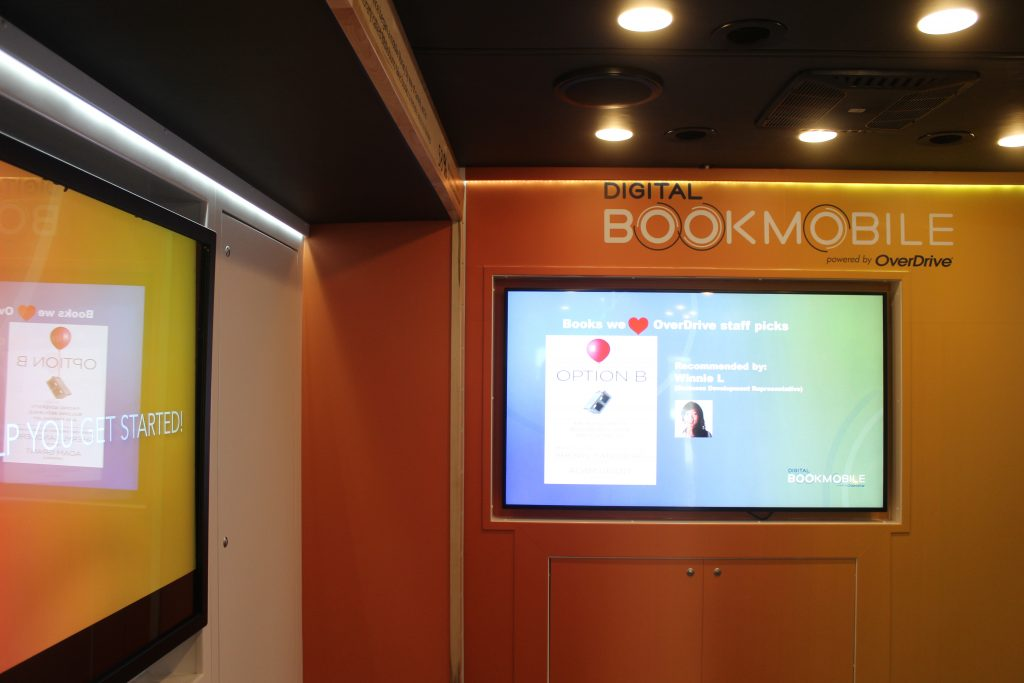 Digital Bookmobile National Tour Event