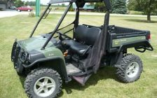 The theft of a utility vehicle in Chatham is under investigation. July 05, 2017. (Photo courtesy of CKPS)