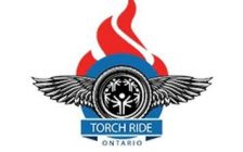 The Ontario Law Enforcement Torch Ride comes to Chatham-Kent. July 09, 2107. (Photo courtesy of CKPS)