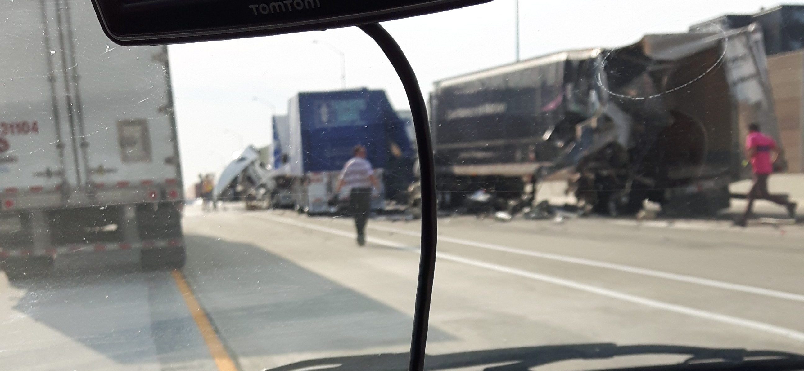 Driver Charged In Latest 402 Crash