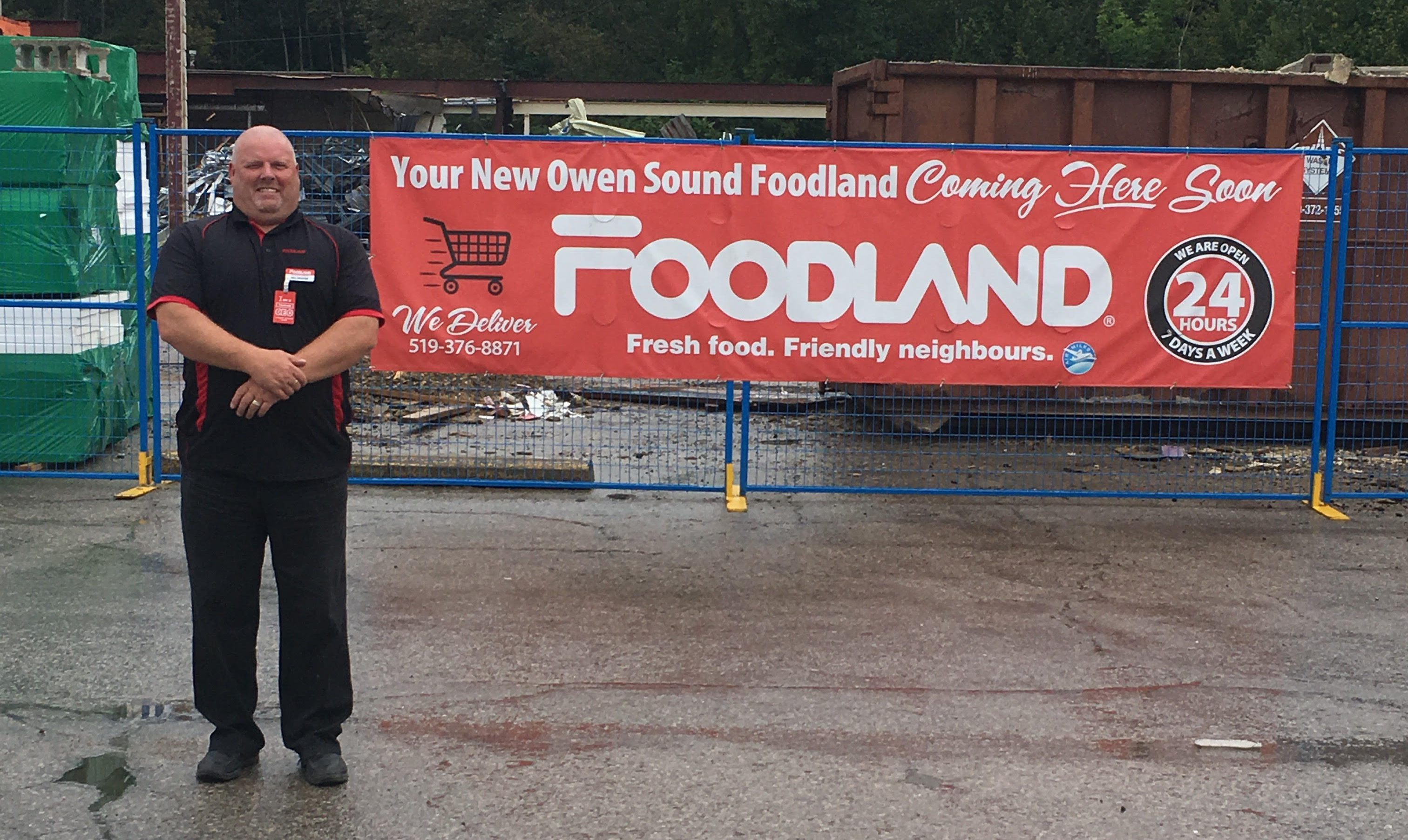 Owen Sound Foodland Opening New Store Next Spring