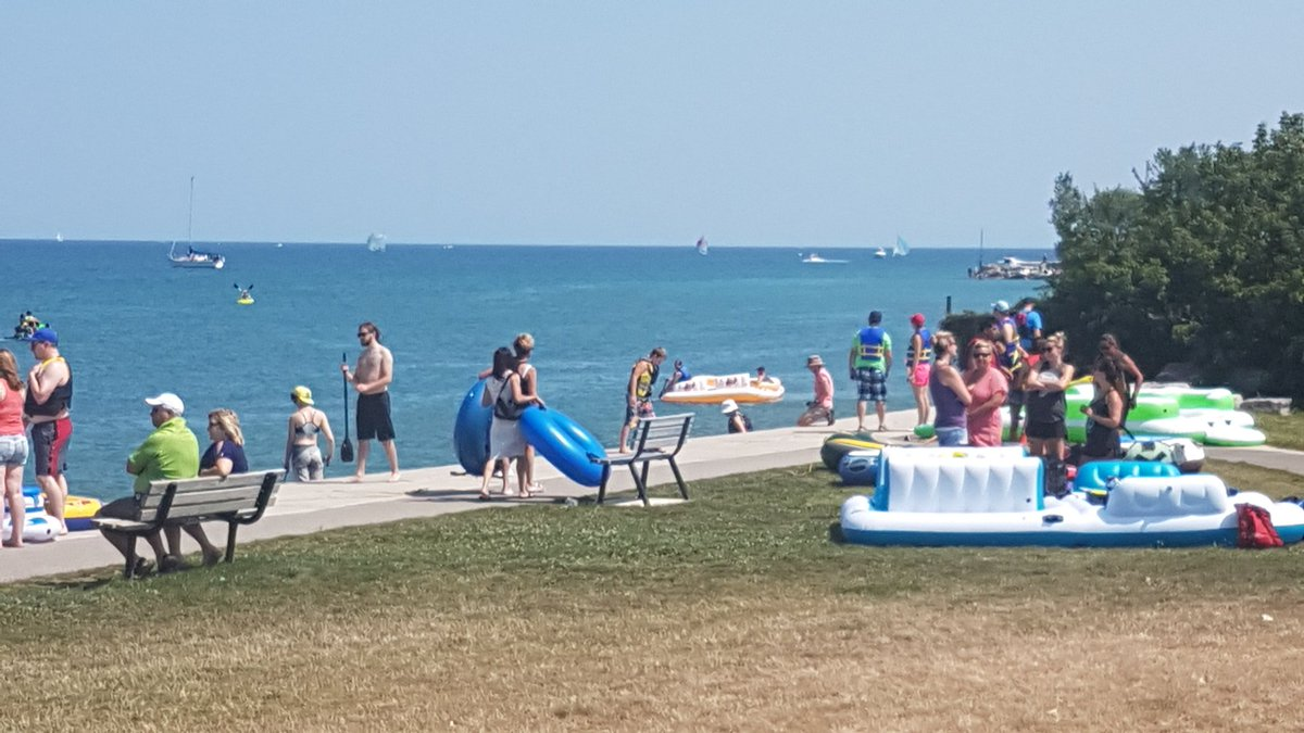 UPDATE: Float Down Brings Out Water Enthusiasts