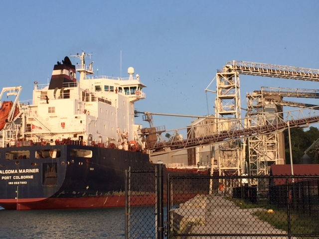 New study shows Port of Goderich activity