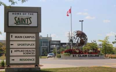 St. Clair College holds Family Fun Day