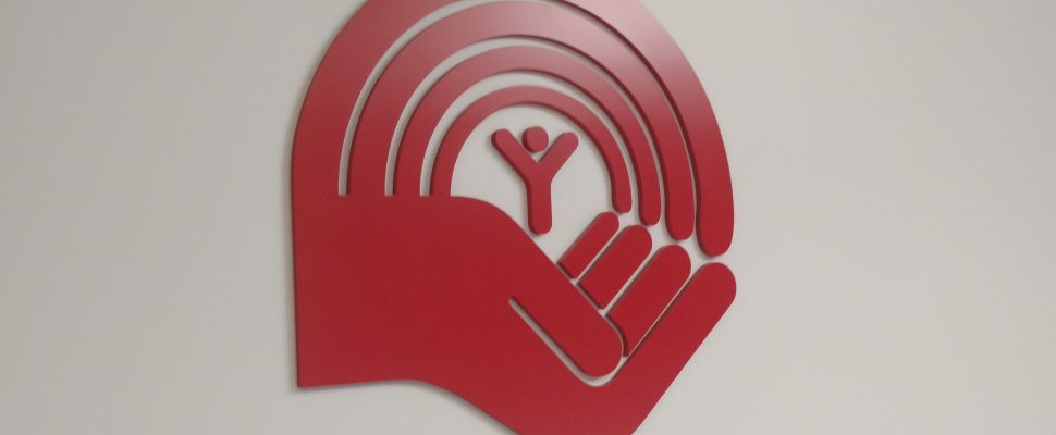 United Way logo (Photo by Mark Brown/Blackburn News)
