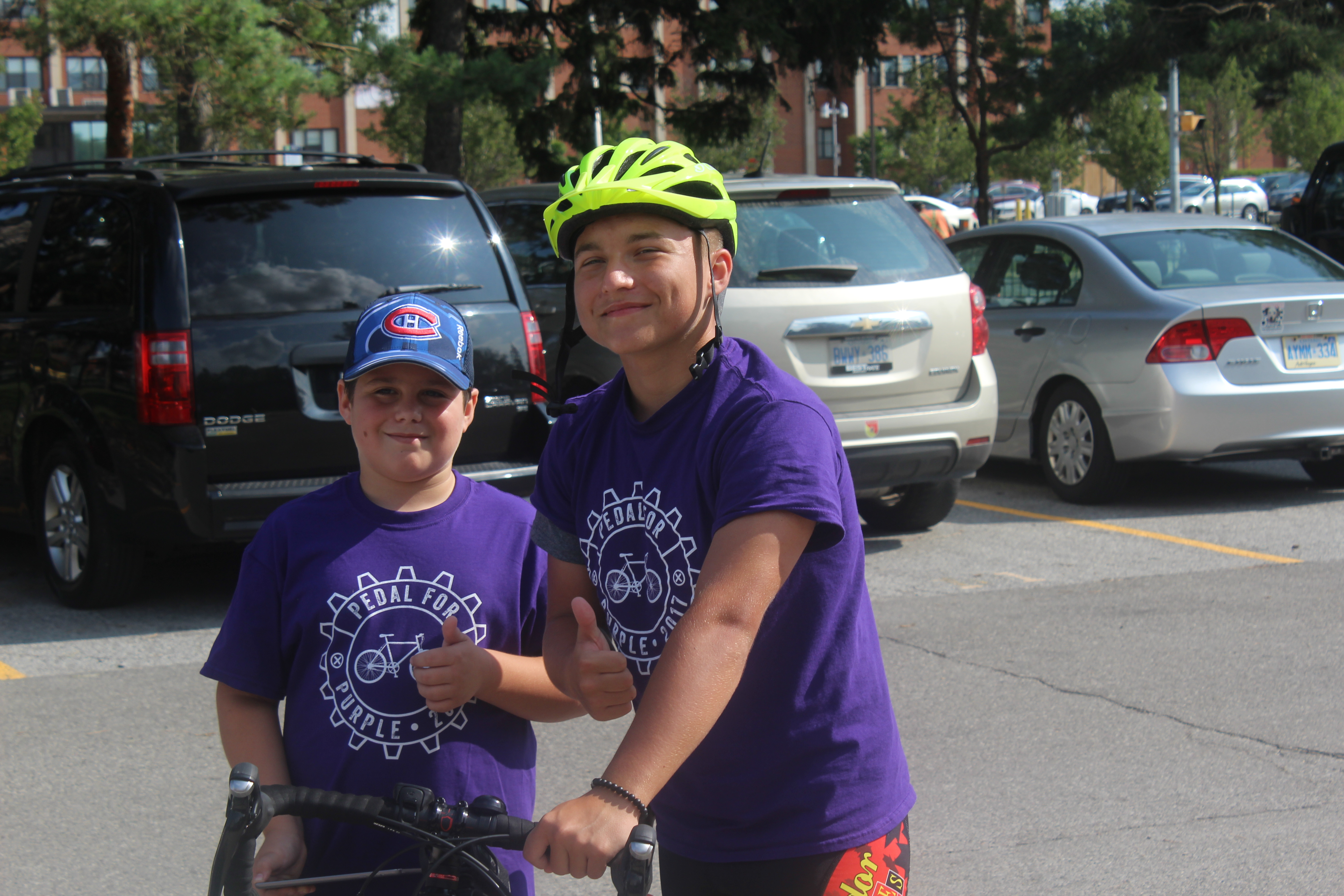 Chatham Teen Pedals For Purple